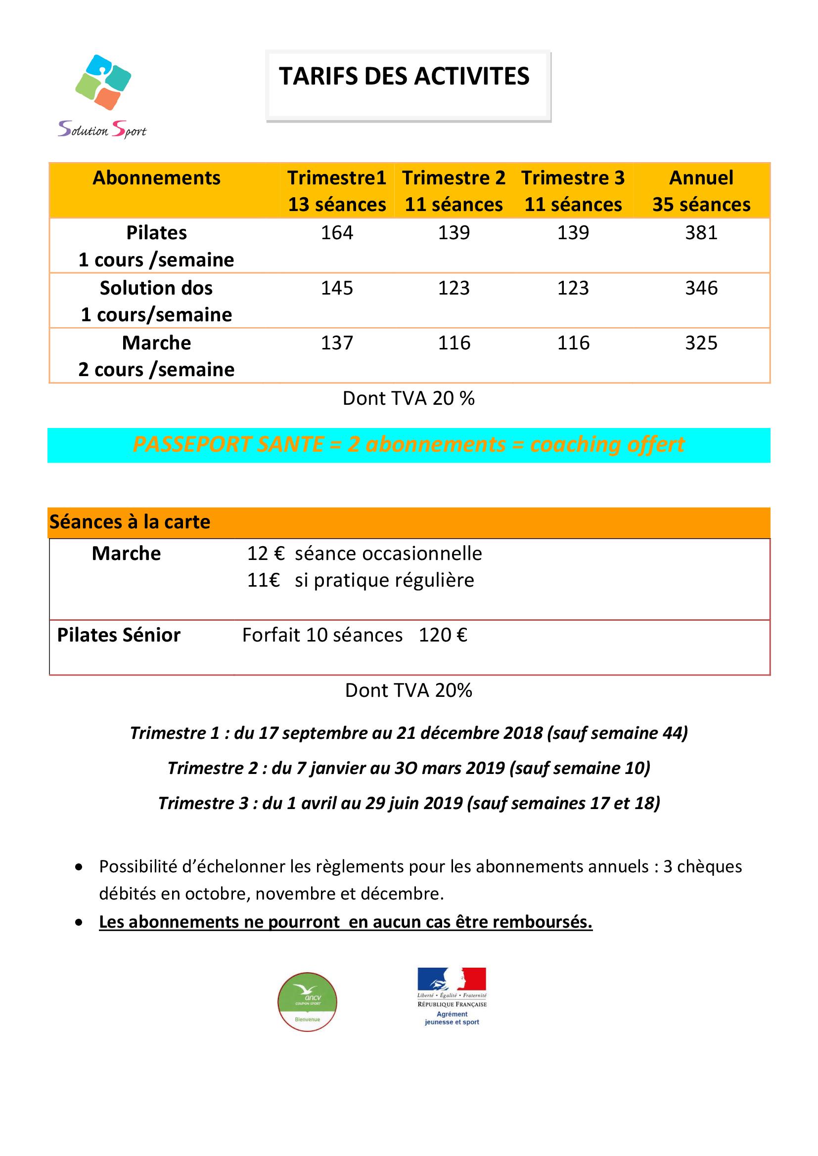 TARIFS-DES-ACTIVITES-année-2018(1)